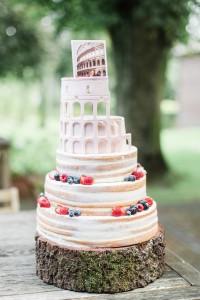 Bruidstaart-Fotografie door Milou van Ham