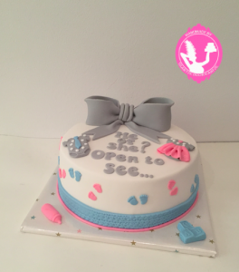 Cake reveal Taartje door Kaatje