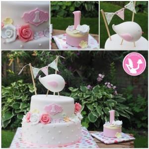 vogeltje-taart