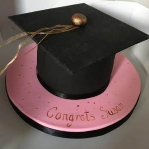 Diploma-taart