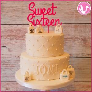 sweet-sixteen-taart