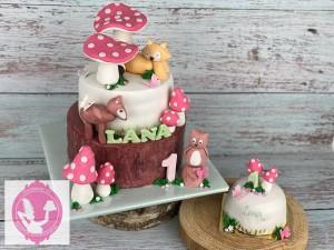 bosdieren-taart